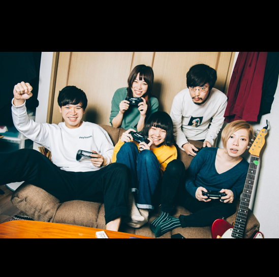 ネクライトーキー「ZOO!!」リリースツアー 「ゴーゴートーキーズ! 2020春」 福岡公演※中止