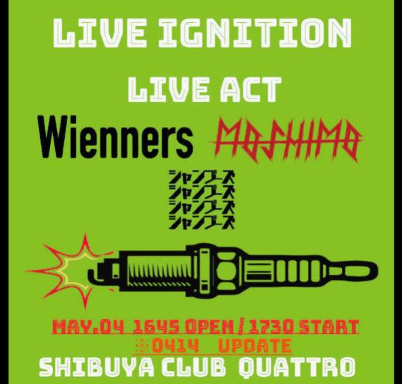 LIVE IGNITION※開催延期